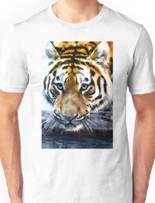 Crouching Tiger Unisex T-Shirt