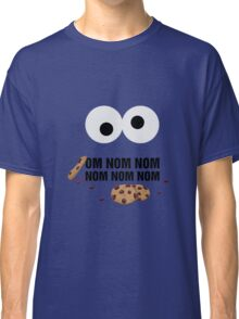 Om Nom Nom Cookies Classic T-Shirt