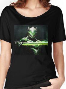 OVERWATCH GENJI Women's Relaxed Fit T-Shirt