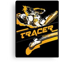 OVERWATCH TRACER Canvas Print