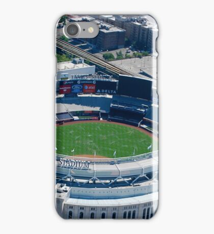 Yankee Stadium From Above iPhone Case/Skin