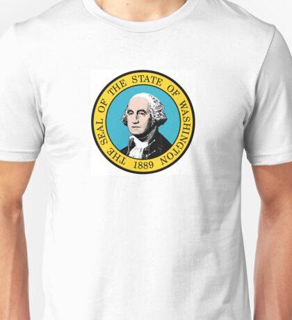 Washington seal Unisex T-Shirt