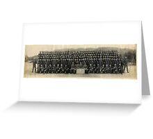 "05/06/1961, USMC ""M Co., 2nd BN. 2nd. Infantry Training Regiment Camp Pendleton, CA.  Greeting Card"