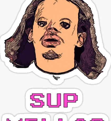 SUP MELLO? Sticker