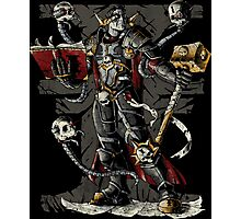 Warhammer Inquisition Photographic Print
