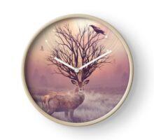In the Stillness Clock