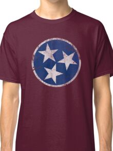 Vintage State Flag of Tennessee Classic T-Shirt