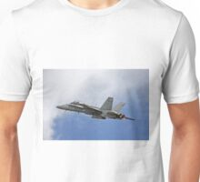 Finnish Air Force F/A-18C Hornet Unisex T-Shirt