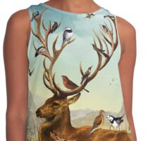 The Native Stagperch Contrast Tank