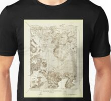 USGS TOPO Map California CA Shasta Valley Sheet No 10 295150 1922 24000 geo Unisex T-Shirt