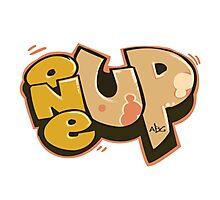 """One Up"" CS:GO Graffiti Photographic Print"