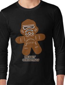 Gingerbread Stormtrooper Long Sleeve T-Shirt