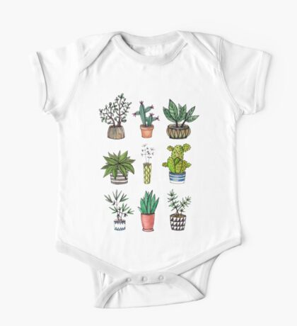 home plants One Piece - Short Sleeve
