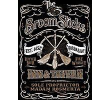 The Three Broomsticks Inn & Tavern Photographic Print