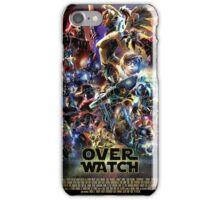 OVERWATCH iPhone Case/Skin