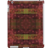 d30: structured decay iPad Case/Skin