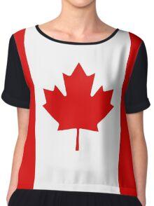 Canada Chiffon Top