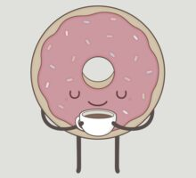 donut loves coffee T-Shirt