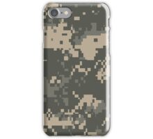 ARMY, US Army, Universal, Camouflage, Pattern, Soldier, Infantry iPhone Case/Skin