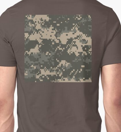 ARMY, US Army, Universal, Camouflage, Pattern, Soldier, Infantry Unisex T-Shirt