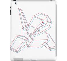 Porygon 3D iPad Case/Skin