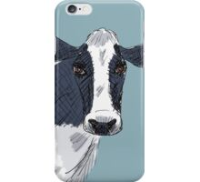 I am just a Cow  iPhone Case/Skin