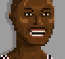 Avery Johnson - Spurs Sticker