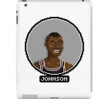 Avery Johnson - Spurs iPad Case/Skin