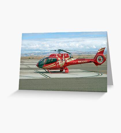 Chopper Hopper Greeting Card
