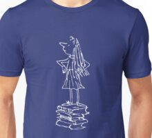 Matilda the Musical Pose Unisex T-Shirt