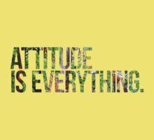Attitude is everything Kids Clothes
