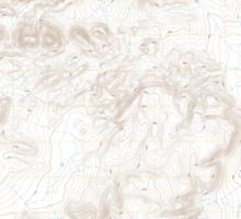 USGS TOPO Map California CA West of Black Hills 20120327 TM geo Sticker