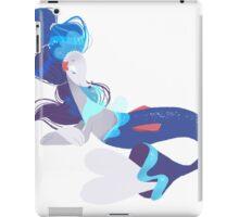 primadonna ballerina iPad Case/Skin