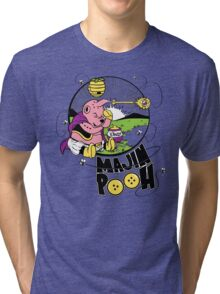 Majin Pooh Tri-blend T-Shirt