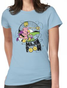 Majin Pooh Womens Fitted T-Shirt