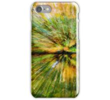Abstract Leaves 2 iPhone Case/Skin