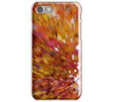 Abstract Leaves 4 iPhone Case/Skin