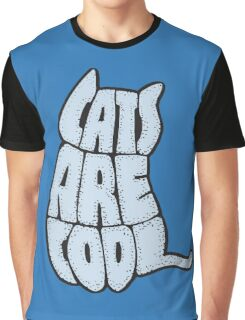 Cats are cool Graphic T-Shirt