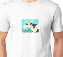 The Es-Cow-Pades of Miss Moogooley Oogooley! Unisex T-Shirt