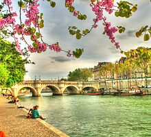So Much Beauty In Paris .. The HDR Version by Michael Matthews