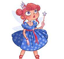 La petite fée des bonbons by princessebarbar