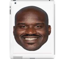 "Shaquille O'Neal - ""What a head"" iPad Case/Skin"