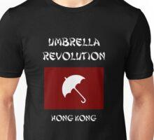 Umbrella Revolution -- Hong Kong Unisex T-Shirt