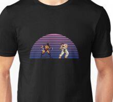 Wolverine v Ryu Unisex T-Shirt