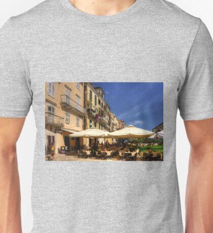 Corfu Town Restaurant Unisex T-Shirt