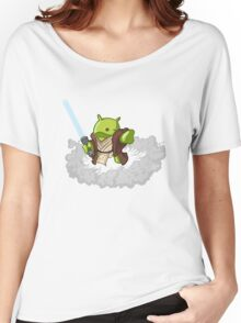 Jedi Droid Women's Relaxed Fit T-Shirt