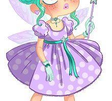 La petite fée pastel by princessebarbar