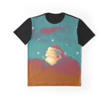Santa Clouds Graphic T-Shirt