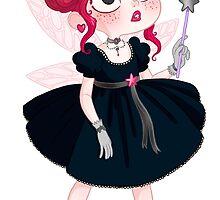 La petite fée-vampire by princessebarbar