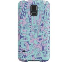 Emetophobia! Samsung Galaxy Case/Skin